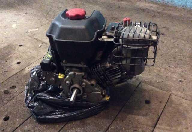 Двигатель от снегоуборщика