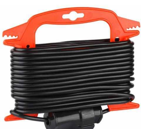Электрический удлинитель светозар 15м SV-55014-15