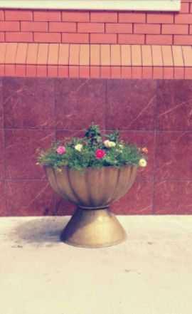 Цветочница, вазон, цветочный горшок (с доставкой н