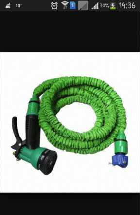 Удлиняющийся шланг Мэджик hose в наличии