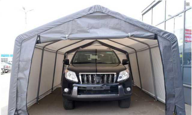 Тентовый гараж Shelter Logic 3.7 х 6.1 х 2.4 м