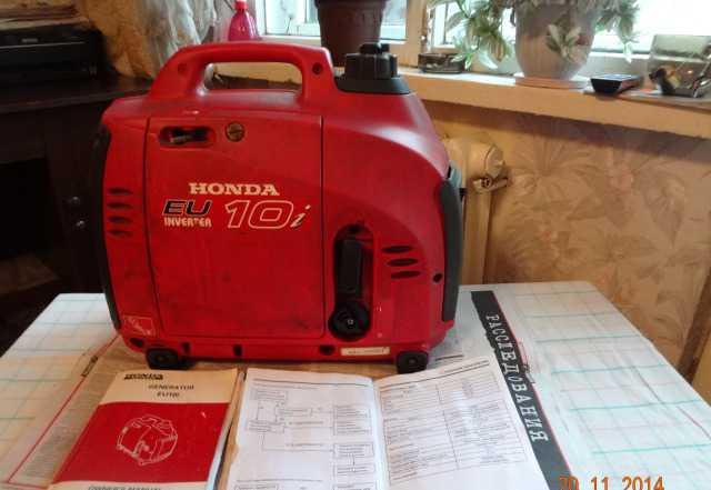 Генератор бензиновый хонда 1квт