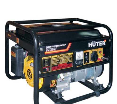 Электрогенератор бензиновый Huter DY 6500L