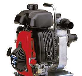Мотопомпа Хонда (Водяной насос WX15)