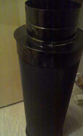 Угольный воздушный фильтр