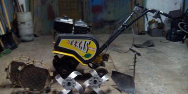 Культиватор Texas Lilli 532 TG б. у