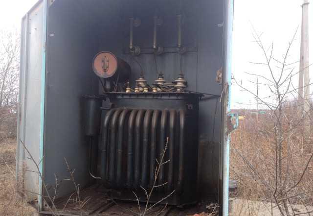 Трансформатор 160 кВа