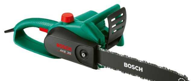 Bosch AKE 35 (электро-пила)