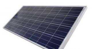 Солнечная батарея 100 Ватт 12В моно Exmork