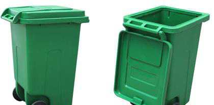 Мусорные контейнеры 240 и 360 литров