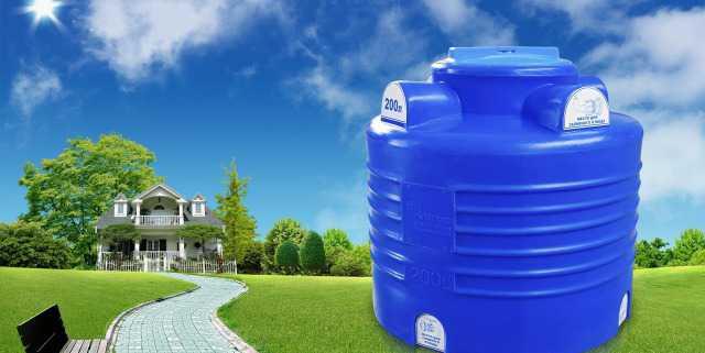 Бак для воды (200 литров)