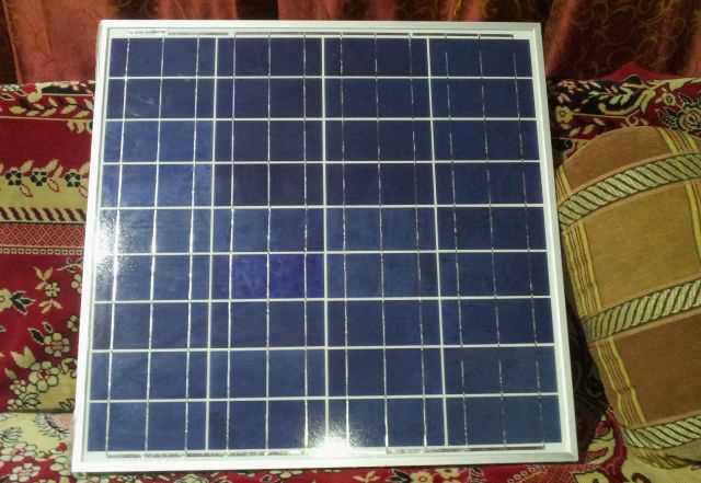 Солнечная батарея 50 ватт (Германия)