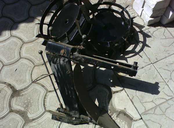 Навесное оборудование для мотоблоков нева