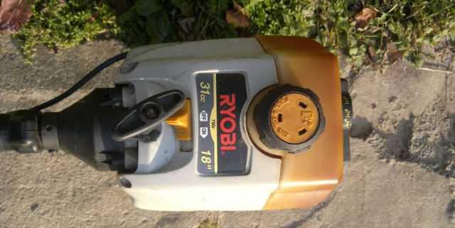 Бензокоса ryobi-790r