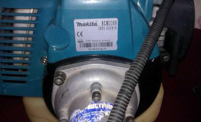 Триммер Makita BCM 3300