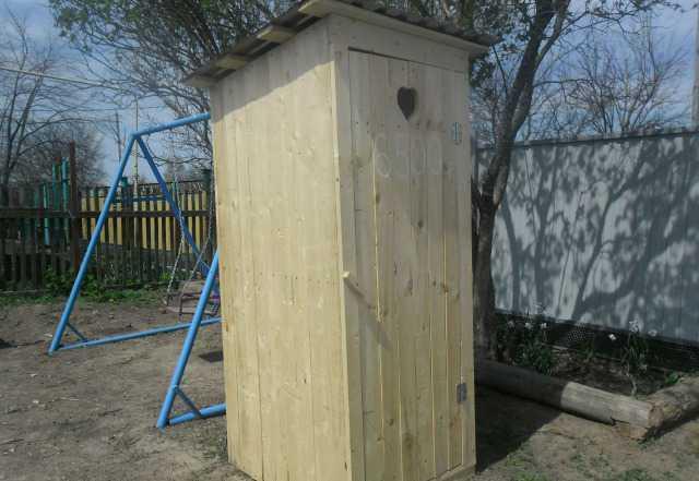 Садовый туалет для дачи