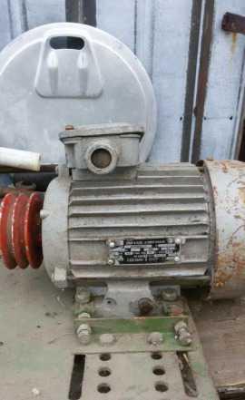 Продам Эл. Двигатель на 380 V
