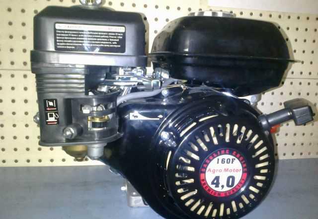Двигатель для советского культиватора