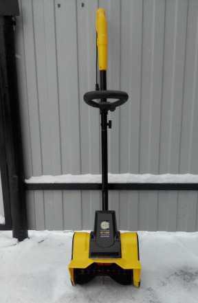 Электрический снегоуборщик texas ST 1300