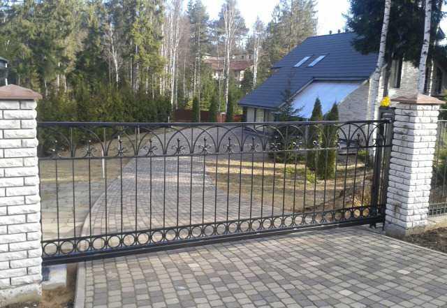 Ворота и привода всех типов