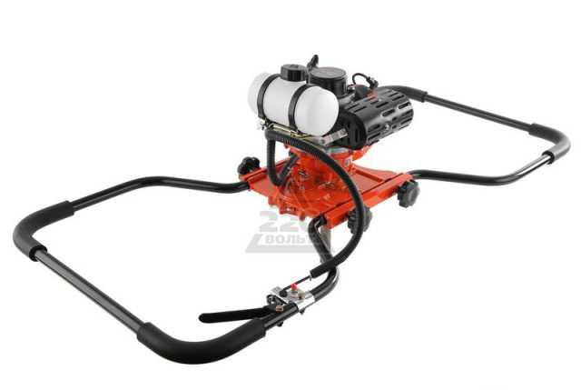Hitachi DA300E мотобур
