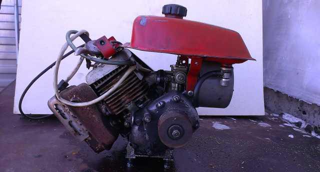 """Продаю двигатель для мотоблока """"Крот"""" в комплекте"""
