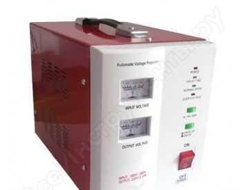 Автоматический стабилизатор напряжения 220в 5кв