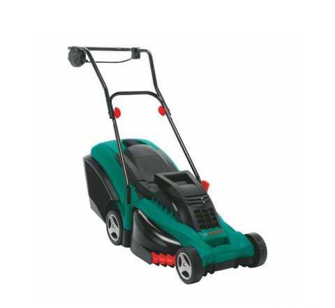 Продам газонокосилку электрическую Bosch Rotak 43