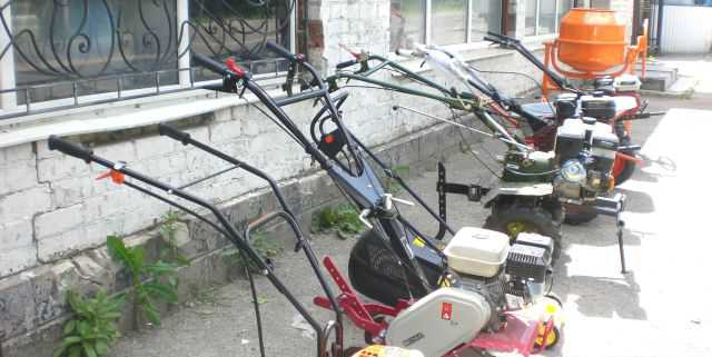 Мотоблоки, мотокультиваторы, мотокосы, ремонт