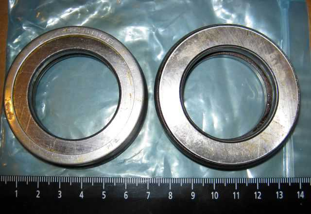 Подшипник выжимной мб-8, 10Д, 12Д сцепления 688808