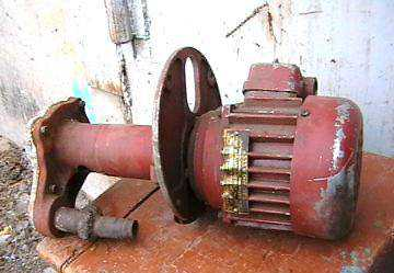 Насос 50 л/мин, 0.4 кг/см2, 3-фазный