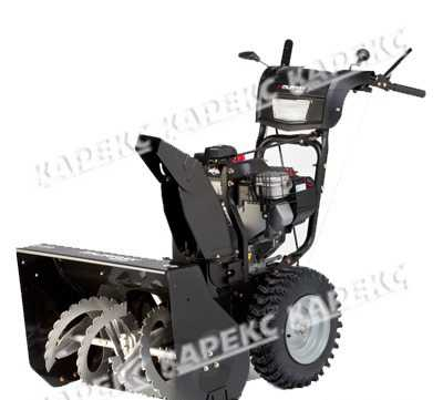 Снегоуборщик briggs stratton murray MM691150E