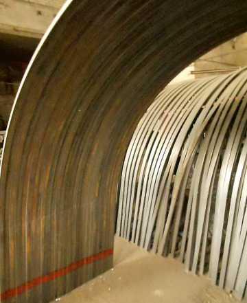 Дуги арочные для теплиц 40х20х1.5мм