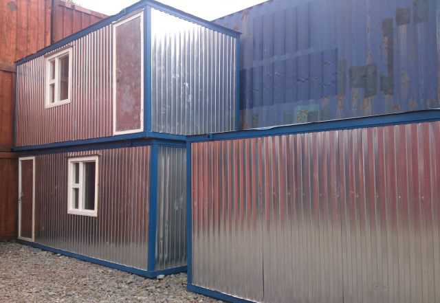 Вагон-бытовки 6 метров дачные домики и др