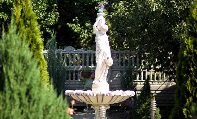 Фонтан садовый, фонтан для дачи, фонтан для дома