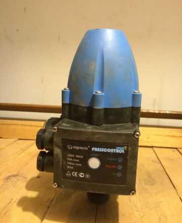 Блок автоматики AquaРио Presscontrol тип 3