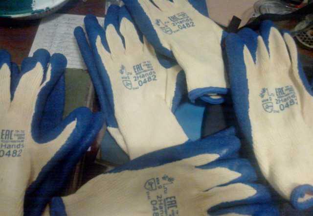 Набор защитных перчаток