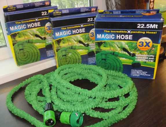 Cадовые шланги для Мэджик hose, X-hose