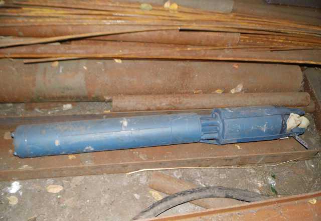Глубинный насос эвц 8- 40-60 новый