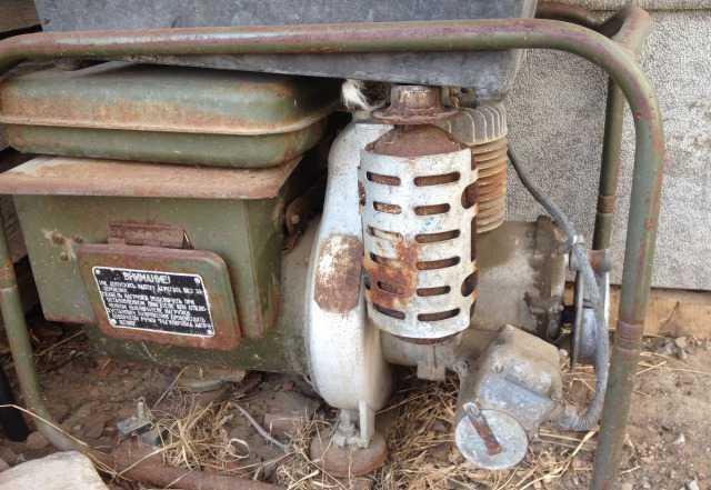 Продам генератор СССР