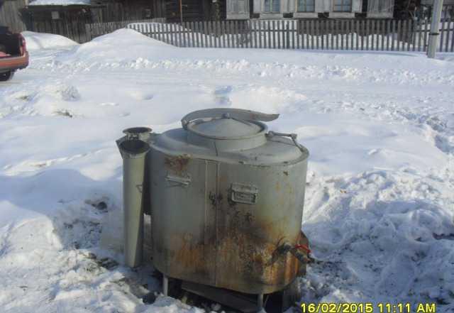 Кухня полевая
