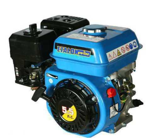 Двигатель бензиновый Etalon GE 168 F 5.5 л. с