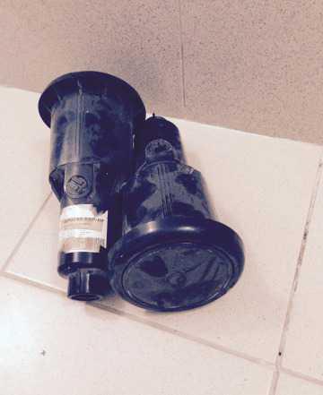 Разбрызгиватель автоматического полива импульсный
