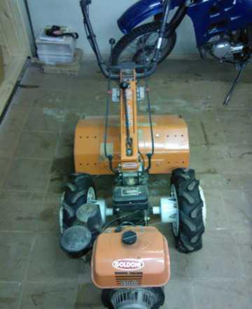 Мини-трактор Goldoni Jolly Джуниор 4+ 4