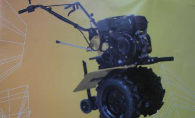 Мотоблок huter GMC-7.5