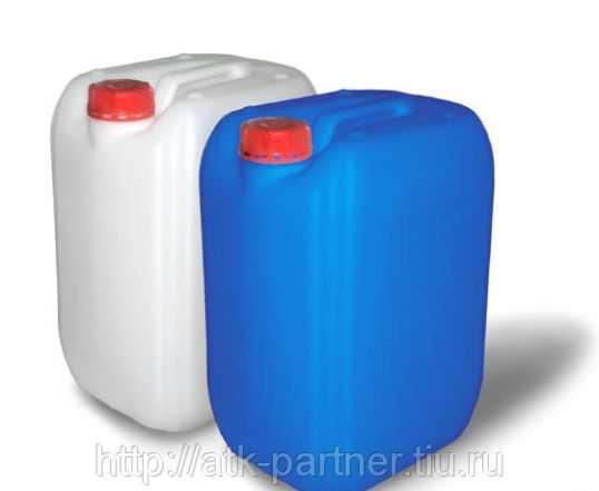 Продаю б/у канистры от 5 до 30 литров