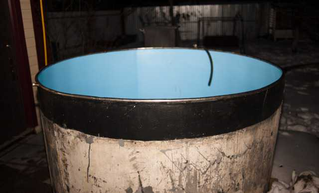 Емкость для воды, мини бассейн