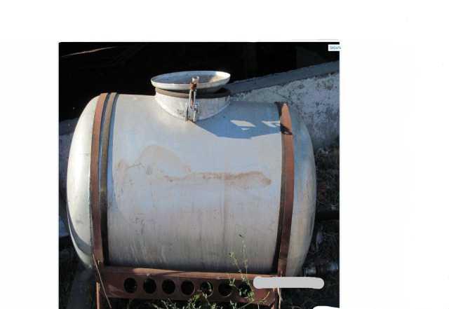 Алюминиевая бочка 500 литров