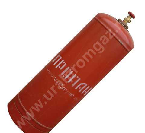 Баллон газовый пропан заправленный