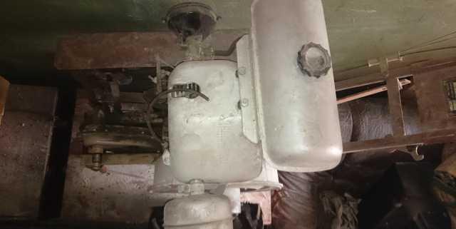 Мотоблок (мотокультиватор Урал умз 5-б)